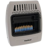Kozy World KWD258 Ambient Space Heater