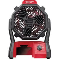 FAN JOBSITE W/AC ADPTR 18V