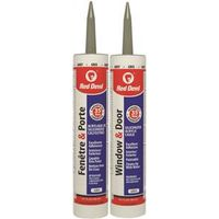 Red Devil 00129CA Acrylic Caulk