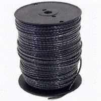 10 Black STRX 500&#39; Thin Single Wire 