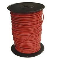 Southwire 8RED-STRX500 Stranded Single Building Wire