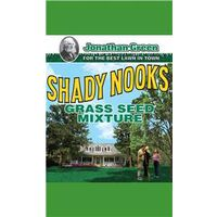 Jonathan 11955 Shady Nooks Grass Seed, 1 lb, 750 sq-ft, Dark Green