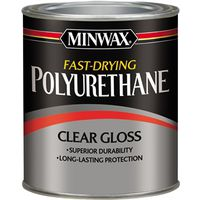 Minwax 23000 Oil Based Fast-Drying Polyurethane