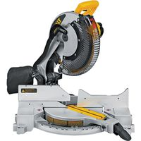 12 inch single bevel compound miter saw