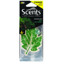 Leaf Scents Automotive Air Freshener, Mountain Pine