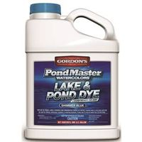 PBI/Gordon 3211072 Pondmaster Blue Herbicide and Algaecide, 1 Gallon