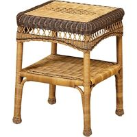 Seaville Outdoor Side Table, 17""