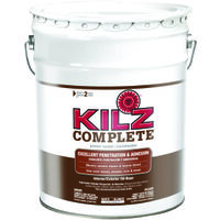 Kilz Complete Low VOC Primer Sealer & Stain Blocker, 5 Gal