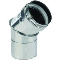 3in x 45 Degree Stainless Steel Elbow