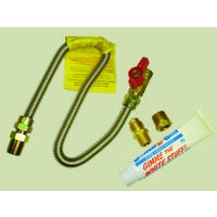 Gas Wall Heater Installation Kit