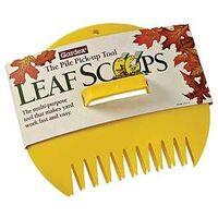 Poly Hand Leaf Scoops