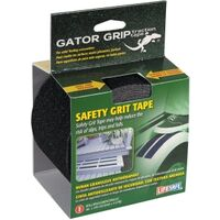 "Anti-Slip Safety Grip Tape, 4"" x 15' Black"