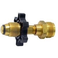 Mr Heater F273758 Throwaway Cylinder Adapter