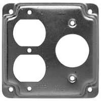 Raco 831C 1-Hole Raised Square Exposed Work Cover