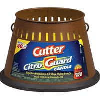 Cutter HG-95784 Bucket Candle