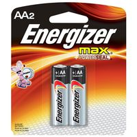 Energizer E91BP-2 Non-Rechargeable Alkaline Battery