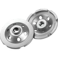 Diamond Products 22405 Segmented Cup Grinding Wheel