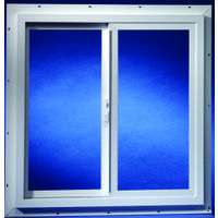 Insulated Glass Utility Window, 3' x 2'
