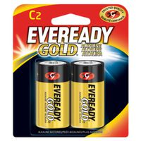 Eveready Gold A93BP-2 Alkaline Battery