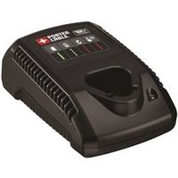 Porter-Cable PCL12C Fast Battery Charger