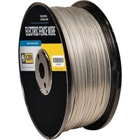 Galvanized Fencing Wire, 19 GA - 1/4 mile