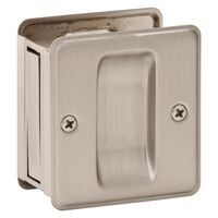 Satin Nickel Sliding Door Pull