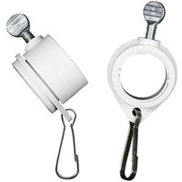 RING MOUNTING FLAG 1INCH 2PC