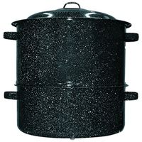 STEAMER  SEAFD/CLAM STEEL 19QT