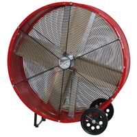 Direct Drive Barrel Fan, 36""