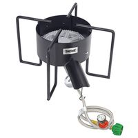Barbour Bayou Classic KAB6 Gas Cooker With Hose Guard
