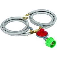 Barbour M2HPH Bayou Classic Dual Hose Regulator