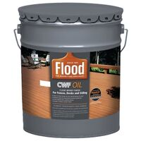 Exterior Wood Finish CWF-OIL, 5 Gal Clear