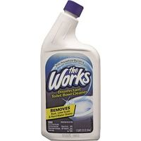 The Works 03310WK Toilet Bowl Cleaner