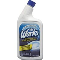 The Works Toilet Bowl Cleaner, 32 oz