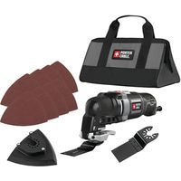 Porter-Cable PCE606K Oscillating Multi-Tool Kit