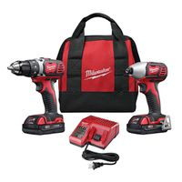 Milwaukee 2691-22 Compact Kit