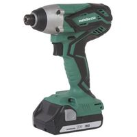 Hitachi WH18DGL Cordless Impact Driver Kit