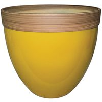 Dynamic Design Hampton Devyn Planter 14-1/2 in W x 13.4 in H