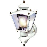 Heathco HZ-4150-WH Heath/Zenith Porch Light Fixture