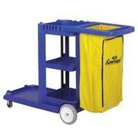 Continental Commercial 184BL Janitorial Carts