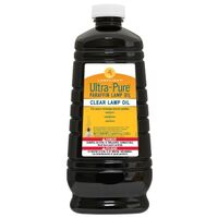 LAMP OIL CLEAR 64 OZ ULTRA