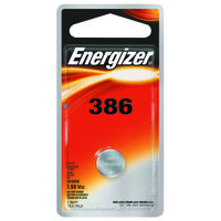 Energizer Button Cell Battery, 120 MAH 1.55 Volt