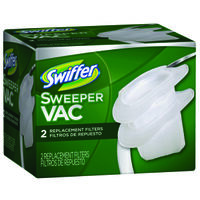 Replacement Filter for Swiffer Sweeper , 2 Pk