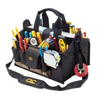 CLC Tool Works 1529 Contractor Grade Tool Bag