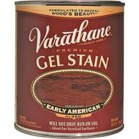 Varathane Interior & Exterior Oil Gel Stain, 1 Qt Early America