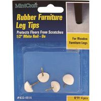 Mintcraft FE-50671 Nail-On Furniture Leg Tip
