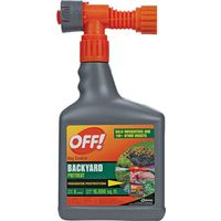 OFF! 71848 Ready-To-Use Mosquito Repellent