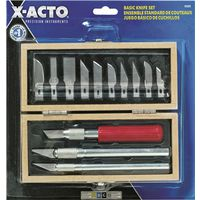 X-Acto X5282 Basic Utility Knife Set