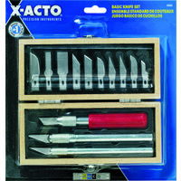 Basic Xacto Knife Gift Set, 17 Pc