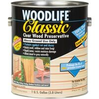 Woodlife Classic Wood Preservative, 1 Gal Clear